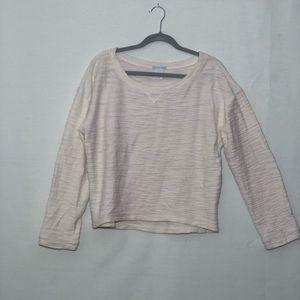 Eberjey crewneck sweater size small